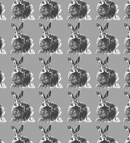 Grey Bunnies Sticker