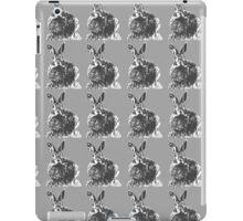 Grey Bunnies iPad Case/Skin