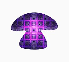 Square Tiles of Mount Olympus   Mushroom Unisex T-Shirt