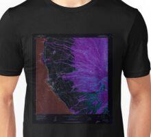 USGS TOPO Map Hawaii HI Lahaina 349515 1956 24000 Inverted Unisex T-Shirt