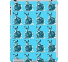 Blue Bunnies iPad Case/Skin