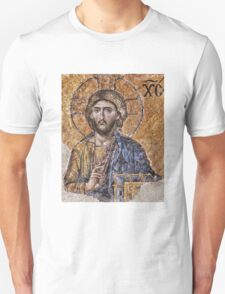Jesus Christ Pantokrator  Unisex T-Shirt