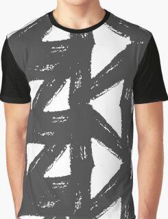 Zebra on acid Graphic T-Shirt