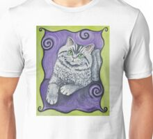 Curly Selkirk Rex Cat Unisex T-Shirt