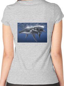 Gentle Giants Women's Fitted Scoop T-Shirt