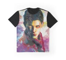 Duality- Merlin Graphic T-Shirt
