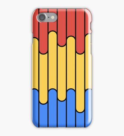 melted color iPhone Case/Skin