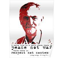 Jeremy Corbyn, 26 July 2015 Poster
