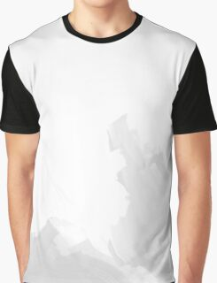 Grey Mountains Graphic T-Shirt