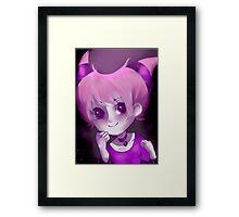 Teen Titans - Jinx Framed Print