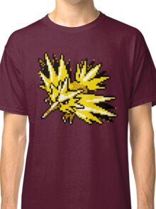 Zapdos Retro Classic T-Shirt