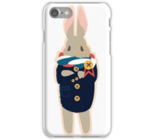 Shivering Bunny iPhone Case/Skin