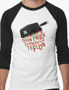 Stronger than Teflon A Tribe Called Quest Men's Baseball ¾ T-Shirt