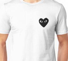 comme des garcons logo Unisex T-Shirt