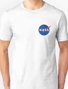 Nasa Logo Unisex T-Shirt