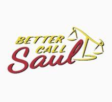 Better Call Saul LOGO Kids Tee