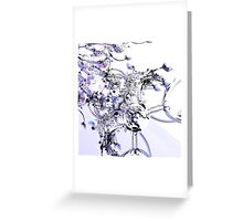 Abstract composition 51 Greeting Card