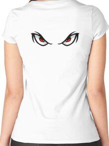 Skepta Eyes Women's Fitted Scoop T-Shirt