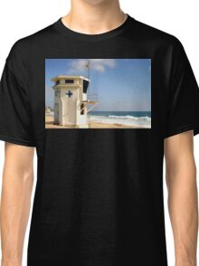 Laguna Beach Lifeguard Tower Classic T-Shirt