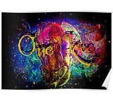 A One Love Universe Poster