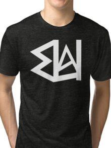 the underachievers Logo Tri-blend T-Shirt