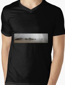 Marloes, Pembrokeshire, Wales, Great Britain. Mens V-Neck T-Shirt