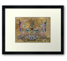 TH37 Framed Print