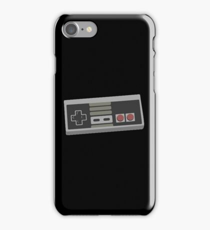 nintendo 64 controller iPhone Case/Skin