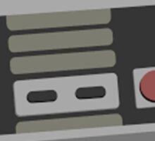 nintendo 64 controller Sticker