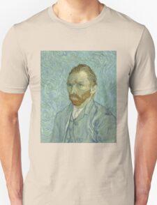 Van Gogh self-portrait T-Shirt