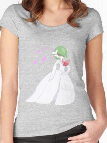 Mega Gardevoir Women's Fitted Scoop T-Shirt