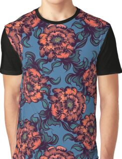 Vintage floral pattern. Graphic T-Shirt