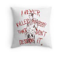 KONY Throw Pillow