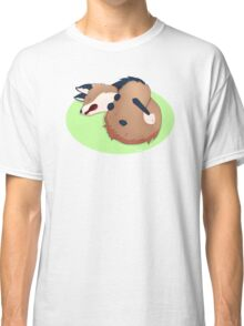 Sleepy fox Classic T-Shirt