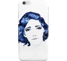 Lost in Her Eyes iPhone Case/Skin