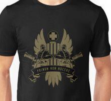 TF2 Medic Sticker / Graphic Design Unisex T-Shirt