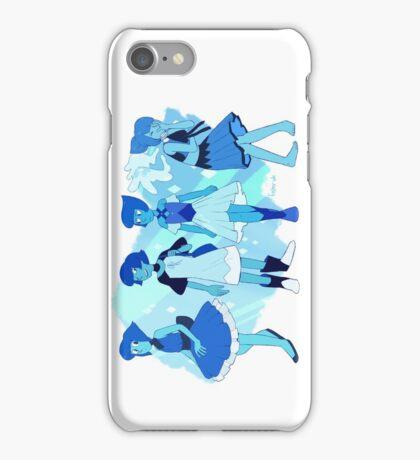 Lapis Lazuli - Alternate Regenerations iPhone Case/Skin