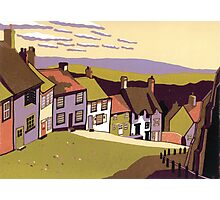Gold Hill Photographic Print