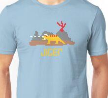 Jiger Pixel Unisex T-Shirt