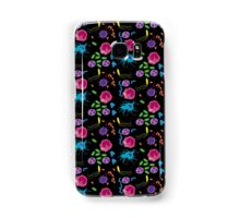Colourful Invaders and Defenders Samsung Galaxy Case/Skin