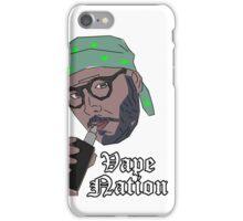 Vape Nation h3h3 ethan klein iPhone Case/Skin