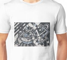 Appropriation Work of the Cheshire Cat Unisex T-Shirt