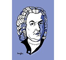 Bach by Arty Margit Photographic Print