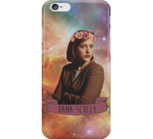 mrs. spooky iPhone Case/Skin