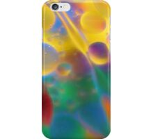Pouring Bubbles iPhone Case/Skin