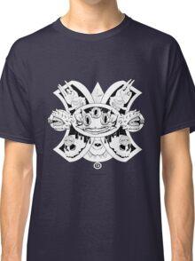 Gato Cheshire del Futuro Ollin Classic T-Shirt