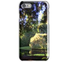Willow & Bench iPhone Case/Skin