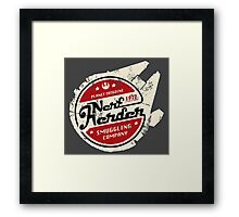 Nerf Herder Framed Print