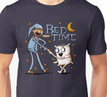 Bed Time Unisex T-Shirt