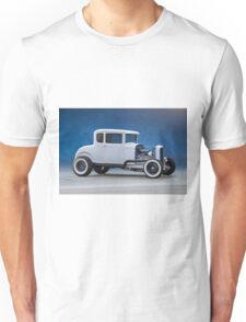 1930 Ford 'Classic Hot Rod' Coupe Unisex T-Shirt